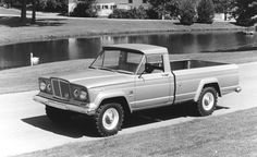 1963–1987: Jeep Gladiator / J-series A Visual History of Jeep Pickup Trucks: The Lineage Is Longer than You Think – Feature – Car and Driver