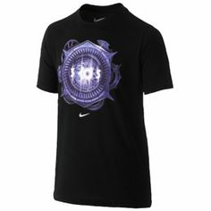 Nike KD Glow Ball T-Shirt - Boys' Grade School at Champs Sports