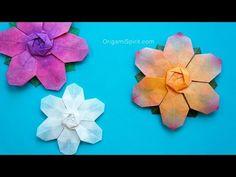 Flor Helena - Helena Flower - YouTube