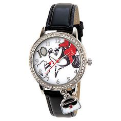 Disney Diva Minnie Mouse Watch for Women | Disney Store