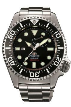 WV0101EL Diver 300m 商品紹介 オリエント時計