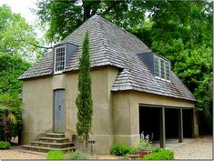 french country carriage house - Google Search