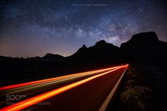 Road to the stars II by Carlosmacr #travel #traveling #vacation #visiting #trip #holiday #tourism #tourist #photooftheday #amazing #picoftheday