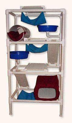 Awesome Pvc Cat Tree Pipe