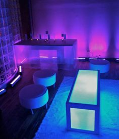 Modern lounge setting. #event