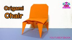 Origami Chair Folding Instructions || How to Make an Origami Chair || F2...