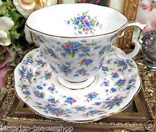 ROYAL ALBERT TEA CUP AND SAUCER CHINTZ NELL GWYNNE SERIES COVENT GARDEN TEACUP