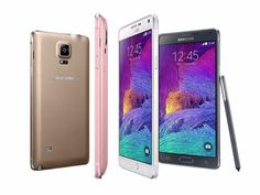 Samsung Galaxy Note 4 IV SM-N910A  4G AT&T UNLOCKED Smartphone Black White  #Samsung #Bar