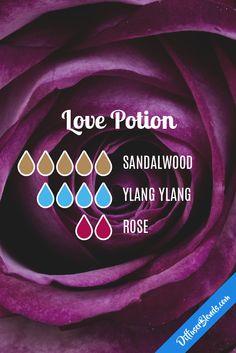 Love Potion EO Blend