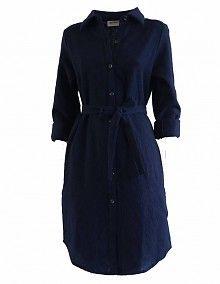 Dutchess Tommy dress - Navy