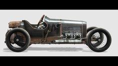 Vintage steampunk...