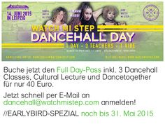 Erster Dancehall Day in Leipzig
