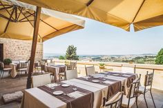 Your next vacation in Italy is incomplete without staying at Toscana Resort Castelfalfi - Book your stay now on The Venue Report!  #VacationsinItaly