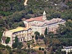 Region du Capicorsu- Brando Couvent des Benedictines - Brando (Haute-Corse) -