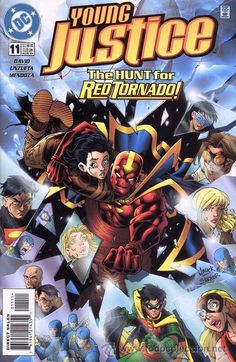 YOUNG JUSTICE #11, DC COMICS, 1.999, USA