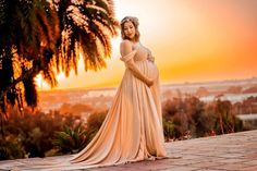 Another beautiful mama and another beautiful sunset