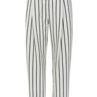 Blue/white Lustrous Sleepwear & Robes Thomas Pink Acton Stripe Woven Lounge Pants