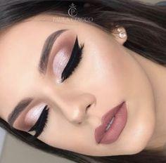 - - Beauty Makeup Hacks Ideas Wedding Makeup Looks for Women Makeup Tips Prom Makeup idea. Makeup Goals, Makeup Tips, Beauty Makeup, Makeup Ideas, Beauty Tips, Drugstore Beauty, Makeup Hacks, Makeup Tutorials, Huda Beauty