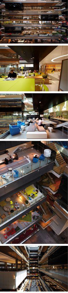 anz bank centre melbourne australia httpwwwthecoolhunternetarticledetail1844anz centre melbourne anz melbourne office