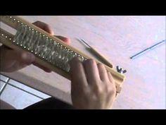 Loom Knit the Stockinette Stitch