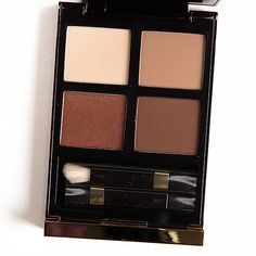 Tom Ford Cocoa Mirage Eyeshadow Quad Best mattes. Period.