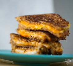 THAT Grilled Cheese Sandwich from Chef: Vegan Version!   giveaway!