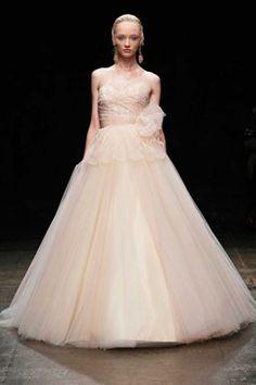 Lazaro Spring 2017 Loverly Wedding Dresswedding
