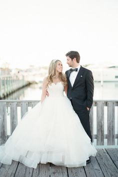 Seaside wedding: http://www.stylemepretty.com/2014/08/21/blush-and-gold-seaside-wedding-in-montauk/ | Photography: Brklyn View - http://www.brklynview.com/