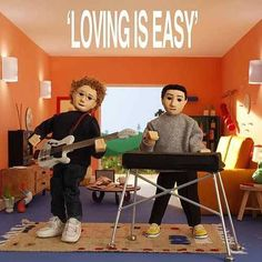 """""""Loving Is Easy (feat. Benny Sings)"""" by Rex Orange County ukulele tabs and chords. Free and guaranteed quality tablature with ukulele chord charts, transposer and auto scroller. Iconic Album Covers, Cool Album Covers, Music Album Covers, Music Albums, Album Songs, Rap Music, Bedroom Wall Collage, Photo Wall Collage, Picture Wall"""