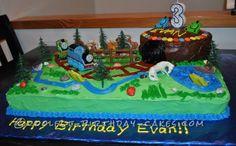 Thomas The Train Birthday Cake Walmart