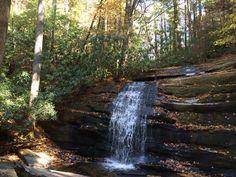 Long Creek Falls Chattanooga National First GA [640x1136]