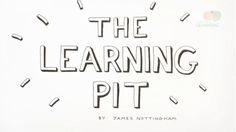 The Learning Pit is one way to explain why more challenge leads to enhanced learning. It helps teachers structure lessons, and students challenge themselves. Created by James Nottingham (@JamesNottinghm), the Learning Pit is used in classrooms around the world. These stories are being collated now so please let us know if you've used the Pit to good effect!