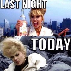 Happy hangover everyone!                                                       …