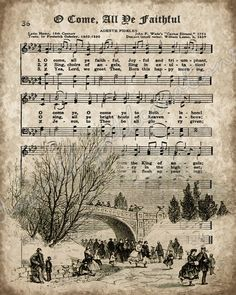 24 Ideas For Music Crafts Diy Christmas Carol Sheet Music Crafts, Sheet Music Art, Vintage Sheet Music, Vintage Sheets, Music Sheets, Music Paper, Christmas Carol, Christmas Diy, Xmas