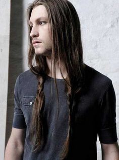 15 Long Wedding hairstyle for men 12