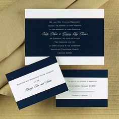 Red, White and Blue Wedding Ideas - Rio (Invitation Link - http://www.occasionsinprint.com/pinterest-board---red-white--blue-wedding-invitations.html