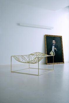 Chair for Viccarbe by French designer Jean-Marie Massaud in 2007.