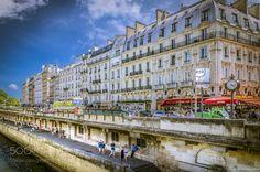 Architecture of Paris by ionutionescu78