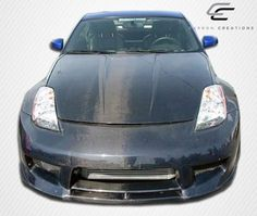 2003-2008 Nissan 350Z Carbon Creations Drifter 2 Front Bumper Cover - 1 Piece