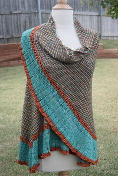 Ravelry: Haxton Shawl pattern by Kristi Hogan
