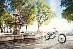 Firebikes Fuid custom bike in Lisbon. Custom Bikes, Lisbon