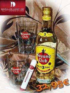 32,95€ -5% Neukunden-Rabatt Geschenkset Havana Club - Geschenke - Geschenkidee