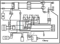 kohler engine electrical diagram