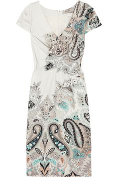 Etro --- one day i will own lots of these beautiful Etro prints