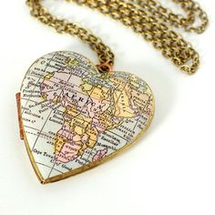 Fab.com   Astrology, Maps And Lockets