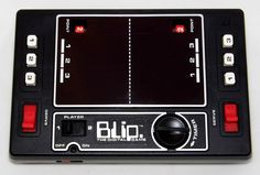 https://flic.kr/p/THsEqq | Vintage Blip Handheld Electro-Mechanical Digital Game by Tomy, Model No. 7018, Requires 2 AA Batteries, Made in Japan, Copyright 1977