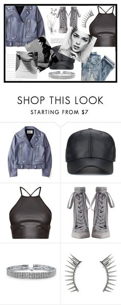 """""""Untitled #151"""" by jspe8 on Polyvore featuring Acne Studios, Zimmermann, J.Crew, Bling Jewelry and Latelita"""