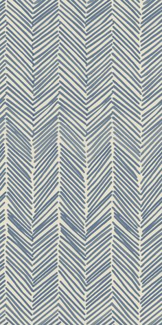 Freeform Arrows in navy Art Print