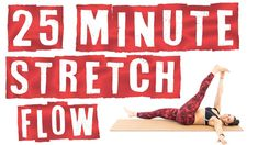 The stretching part. This is fantastic for releasing tight muscles, and increasing mobility. :)