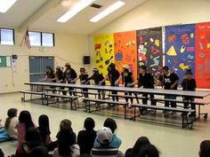 PERCUSIÓN ROCK CON BOTELLAS 4º DE E PRIMARIA - YouTube